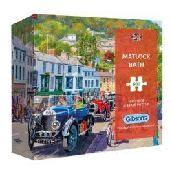 GIBSONS -  MATLOCK BATH (500 PIECES)