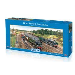 GIBSONS -  NEW FOREST JUNCTION (636 PIECES)