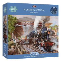 GIBSONS -  PICKERING STATION  (1000 PIECES)
