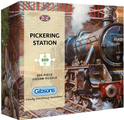 GIBSONS -  PICKERING STATION (500 PIECES)
