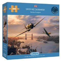 GIBSONS -  SPITFIRE SKIRMISH (500 PIECES)