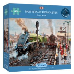 GIBSONS -  SPOTTER'S AT DONCASTER (1000 PIECES)