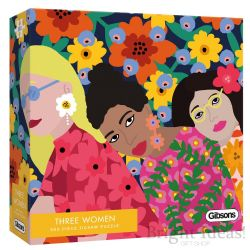GIBSONS -  THREE WOMEN (500 PIECES)