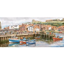 GIBSONS -  WHITBY HARBOUR (636 PIECES)