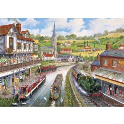 GIBSONS -  YE OLDE MILL TAVERN (500XL PIECES)