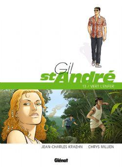 GIL ST-ANDRÉ -  VERT L'ENFER 13