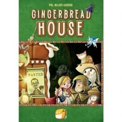 GINGERBREAD HOUSE (FRENCH)
