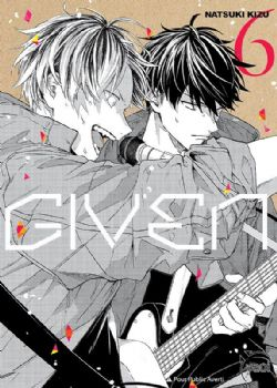 GIVEN -  (FRENCH V.) 06