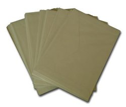 GLASSINE ENVELOPES #7 ( 4 1/8 PAR 6 1/4) PACKED 100