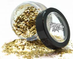 GLITTER -  GLITTER DUST - BIO GOLD -  GLITTER ME UP