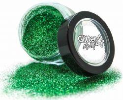 GLITTER -  GLITTER DUST - EMERALD GREEN -  GLITTER ME UP