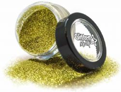 GLITTER -  GLITTER DUST - GOLD -  GLITTER ME UP