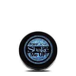 GLITTER -  UV GLITTER SHAKER - ICE BLUE