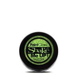 GLITTER -  UV GLITTER SHAKER - MINT GREEN