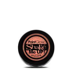 GLITTER -  UV GLITTER SHAKER - PEACH PINK