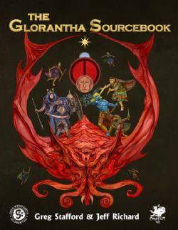 GLORANTHA -  SOURCEBOOK (ENGLISH)