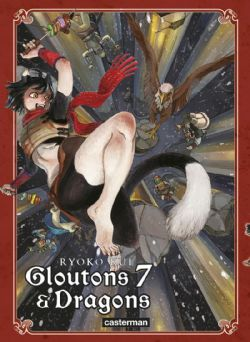 GLOUTONS & DRAGONS -  (FRENCH V.) 07