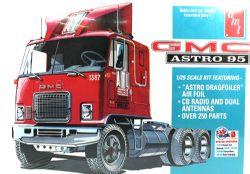 GMC -  ASTRO 1995 1/25 (SKILL LEVEL 3)