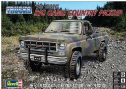 GMC -  BIG GAME COUNTRY PICKUP 1/24 (SKILL LEVEL 4 - CHALLENGING)