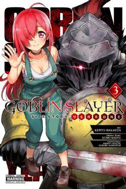 GOBLIN SLAYER -  (ENGLISH V.) -  GOBLIN SLAYER SIDE STORY: YEAR ONE 03