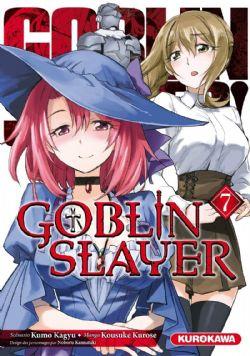 GOBLIN SLAYER -  (FRENCH V.) 07
