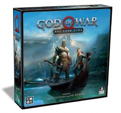 GOD OF WAR : THE CARD GAME (ENGLISH)