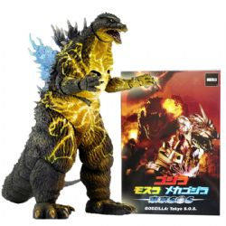 GODZILLA -  GODZILLA HYPER MASER BLAST ACTION FIGURE (2003 VERSION) (12 INCH) -  TOKYO S.O.S.