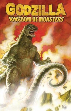 GODZILLA -  KINGDOM OF MONSTERS TP