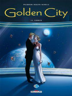 GOLDEN CITY -  AMBER 13