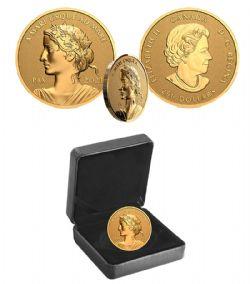 GOLDEN PAX -  PEACE DOLLAR -  2021 CANADIAN COINS 02
