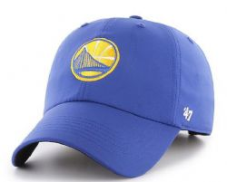 GOLDEN STATE WARRIORS -  BLUE ADJUSTABLE CAP
