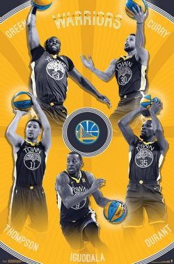 GOLDEN STATE WARRIORS -