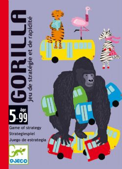 GORILLA (MULTILINGUAL)