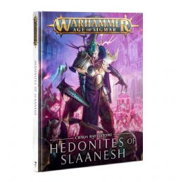 GRAND ALLIANCE CHAOS -  CHAOS BATTLETOME (ENGLISH) -  HEDONITES OF SLAANESH