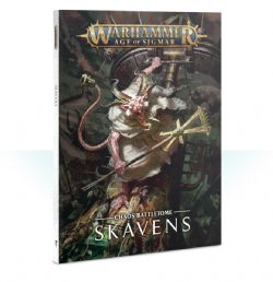 GRAND ALLIANCE CHAOS -  CHAOS BATTLETOME (FRENCH) -  SKAVEN