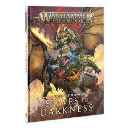 GRAND ALLIANCE CHAOS -  CHAOS BATTLETOME (FRENCH) -  SLAVES TO DARKNESS