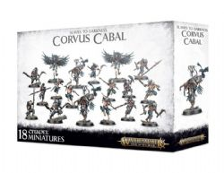 GRAND ALLIANCE CHAOS -  CORVUS CABAL -  SLAVES TO DARKNESS
