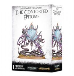 GRAND ALLIANCE CHAOS -  THE CONTORTED EPITOME -  DAEMONS OF SLAANESH