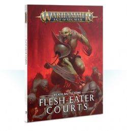 GRAND ALLIANCE DEATH -  DEATH BATTLETOME (FRENCH) -  FLESH-EATER COURTS