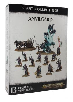 GRAND ALLIANCE ORDER -  ANVILGARD - START COLLECTING!