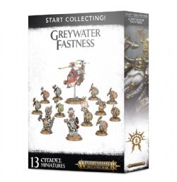 GRAND ALLIANCE ORDER -  GREYWATER FASTNESS - START COLLECTING!
