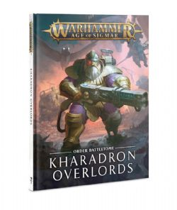 GRAND ALLIANCE ORDER -  ORDER BATTLETOME (ENGLISH) -  KHARADRON OVERLORDS