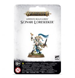 GRAND ALLIANCE ORDER -  SCINARI LORESEEKER -  LUMINETH REALM-LORDS