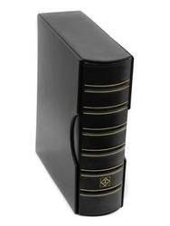 GRANDE -  EMPTY BLACK 4-RING ALBUM WITH SLIPCASE