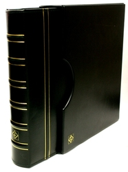 GRANDE -  EMPTY GREEN 4-RING ALBUM WITH SLIPCASE