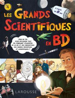 GRANDS SCIENTIFIQUES EN BD, LES