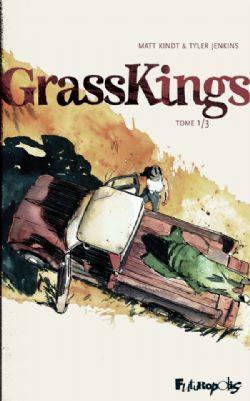 GRASS KINGS -  (FRENCH V.) 01