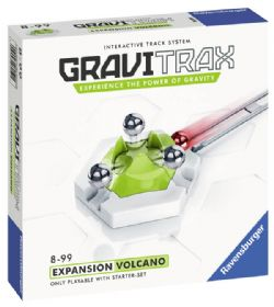 GRAVITRAX -  EXPANSION VOLCANO (MULTILINGUAL)