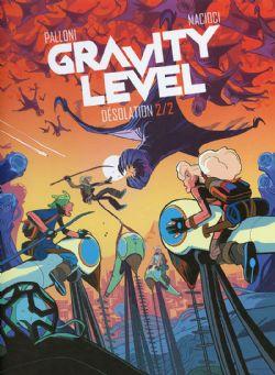GRAVITY LEVEL -  DÉSOLATION 02