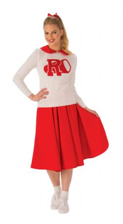 GREASE -  RYDELL HIGH CHEERLEADER COSTUME (ADULT)